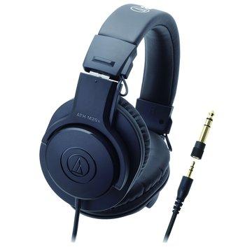 audio-technica 鐵三角M20x專業監聽頭戴式耳機