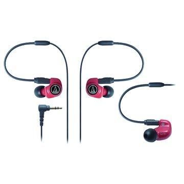 audio-technica 鐵三角 IM70雙動圈耳塞式耳機(福利品出清)