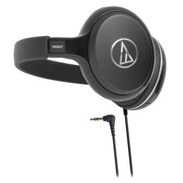 audio-technica 鐵三角S600 BK(黑)攜帶式耳機