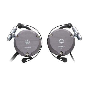 audio-technica 鐵三角EM7x GM耳掛式耳機