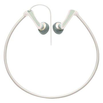 TDK TH-SNB201(白)後掛式防水運動型耳機(福利品出清)
