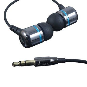 avier 不鏽鋼金屬入耳式耳機