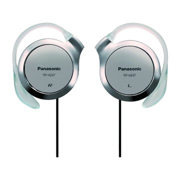 Panasonic  國際牌RP-HZ47-S(銀)超薄型耳掛式耳機