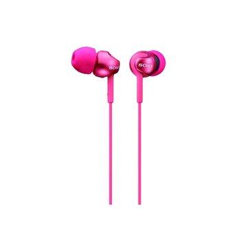 SONY 新力牌MDR-EX110LP-P(淺粉)入耳式耳機(福利品出清)