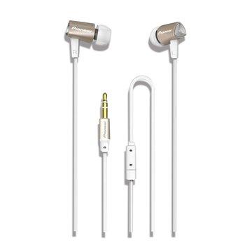 PIONEER 先鋒 SE-CL31-N(金)耳道式耳機(福利品出清)