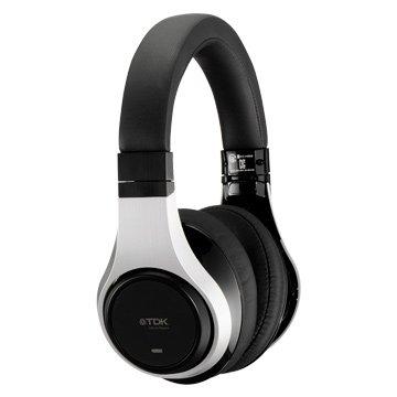 TDK WR800(銀)無線2.4G耳罩式耳機(福利品出清)