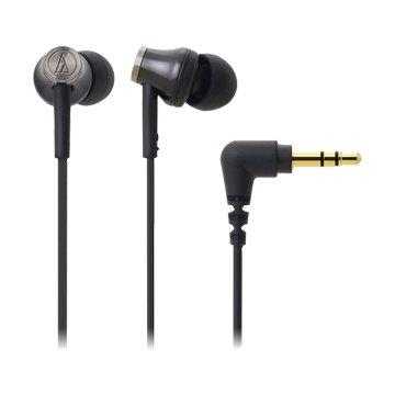 audio-technica 鐵三角CK330M(黑)入耳式耳機