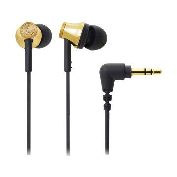 audio-technica 鐵三角CK330M(金)入耳式耳機