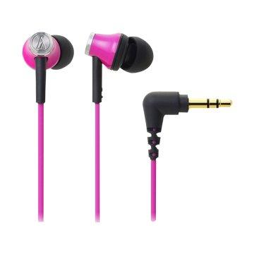 audio-technica 鐵三角CK330M(粉紅)入耳式耳機