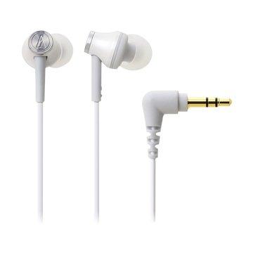 audio-technica 鐵三角CK330M(白)入耳式耳機