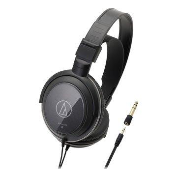 audio-technica 鐵三角AVC300(黑)密閉動圈型耳機