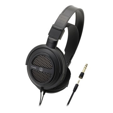 audio-technica AVA300(黑)開放動圈型耳機