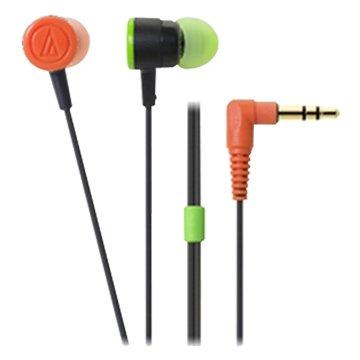 audio-technica 鐵三角CKL220(狂熱黑)入耳式耳機