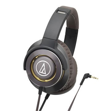 audio-technica WS770 GM(鐵灰)攜帶式耳機
