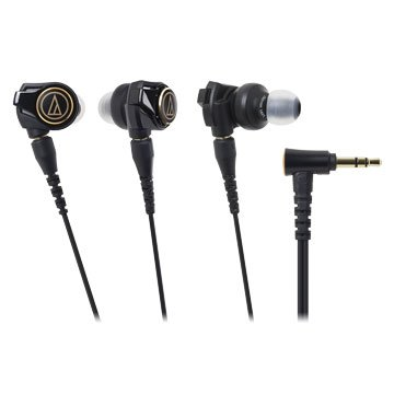 audio-technica 鐵三角CKS1100(黑)入耳式耳機