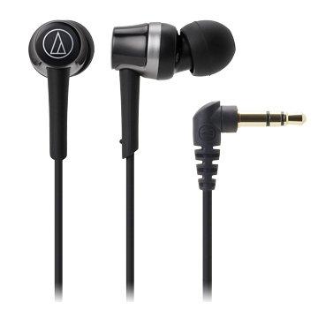 audio-technica CKR30 BK(黑)入耳式耳機