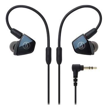 audio-technica LS400(藍)平衡電樞耳塞式耳機