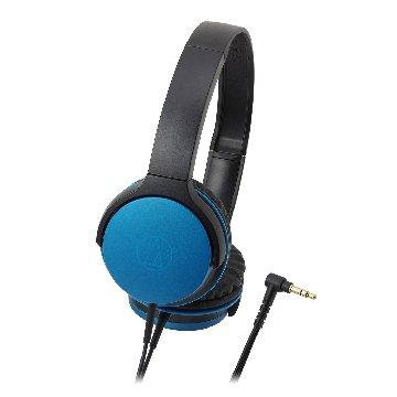 audio-technica AR1 BL(藍)攜帶頭戴式耳機