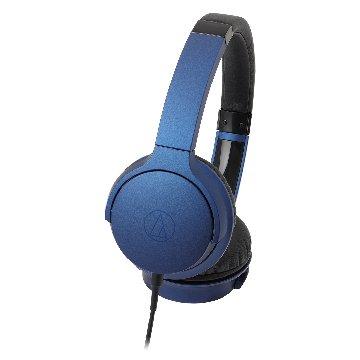 audio-technica AR3 BL(藍)攜帶頭戴式耳機