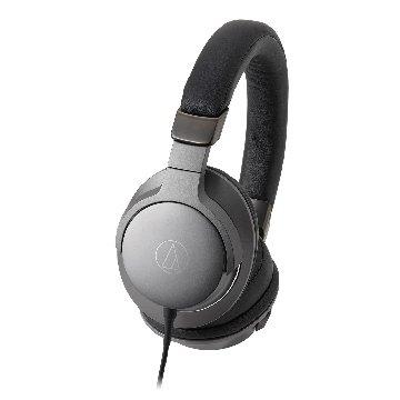 audio-technica AR5 BK(黑)攜帶頭戴式耳機