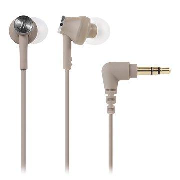audio-technica CK350M BG(米色)入耳式耳機
