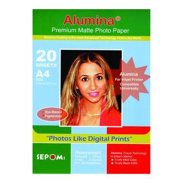 SEPOMs 西本Alumina A4珍珠面防水相紙20張240磅