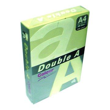 Double A A4色紙(藍)500張80磅