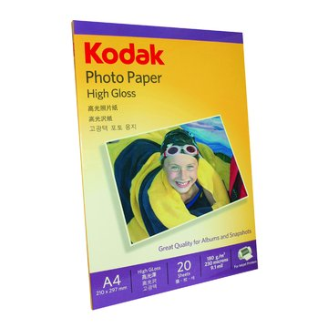 Kodak 柯達 A4防水高光20張