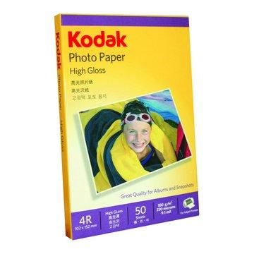 Kodak 柯達 4*6防水高光50張