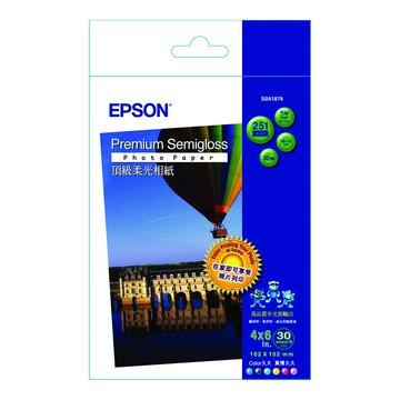EPSON 愛普生S041874 4*6柔光防水30張