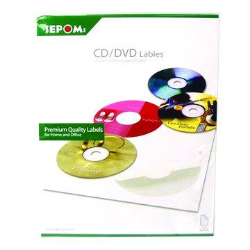 SEPOMs 西本 相紙級CD貼紙