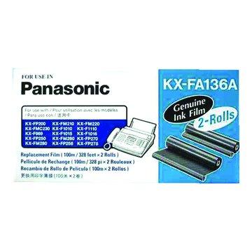 Panasonic  國際牌KX-FA136A(2入)副廠轉寫帶
