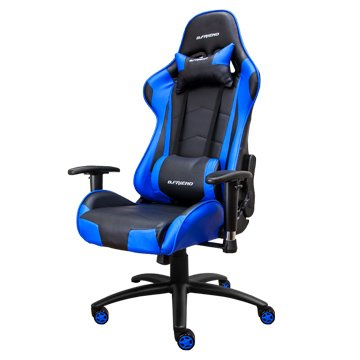 B.FRIEND CG03專業電競椅(藍黑)