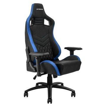 B.FRIEND GC05流線型專業電競椅(黑藍)