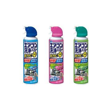I-WIZ 彰唯興家安速抗菌免水洗冷氣清洗劑(無香味/芬芳花香/清新森林, 隨機