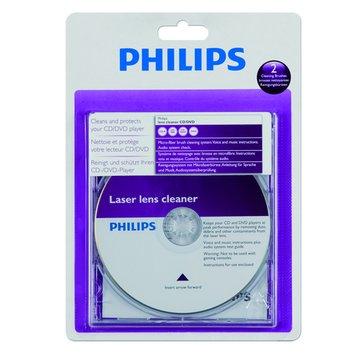 PHILIPS 飛利浦 CD/DVD磁頭清潔片