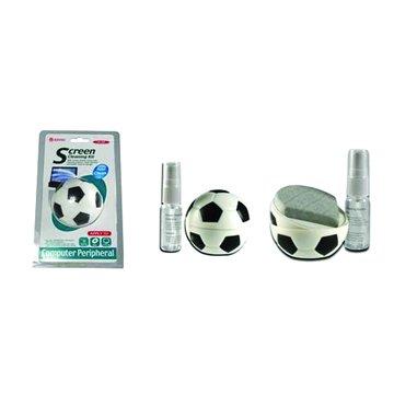 KINYO 金葉 CK-006奈米科技螢幕清潔組足球型