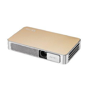 vivitek 麗訊 QUMI Q3 Plus (金)便攜式迷你投影機