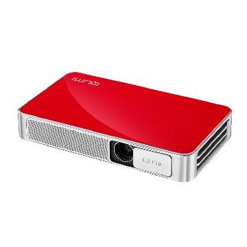 vivitek 麗訊 QUMI Q3 Plus (紅)便攜式迷你投影機