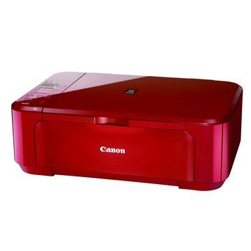 Canon 佳能 MG3170 多功能相片事務機(紅)(福利品出清)