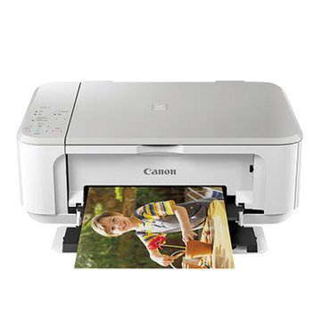 Canon 佳能MG3670 多功能事務機(白)