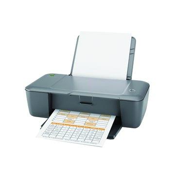 hp 惠普 DJ 1000 噴墨印表機(福利品出清)