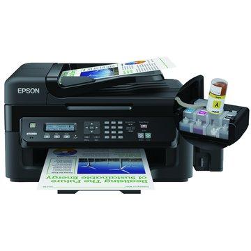 EPSON 愛普生 L550 連續供墨傳真網路商用事務機(福利品出清)