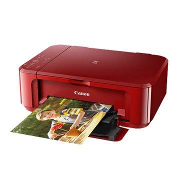 Canon 佳能 MG3670 多功能事務機(紅)