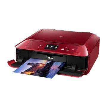 Canon 佳能 MG7770 多功能相片複合機(紅)(福利品出清)