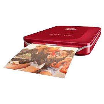 hp Sprocket Plus (紅)迷你印相機