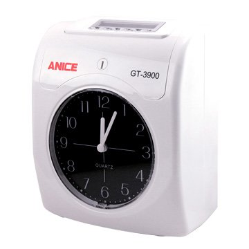 Anice GT-3900 六欄位打卡鐘
