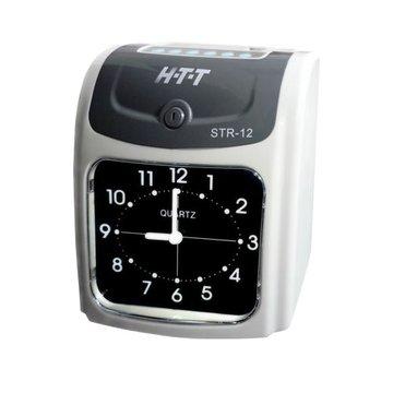 H.T.T STR-12  六欄位打卡鐘