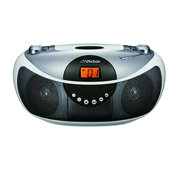 JVC 傑偉世 RD-EZ16 CD/MP3/USB手提音響(福利品出清)