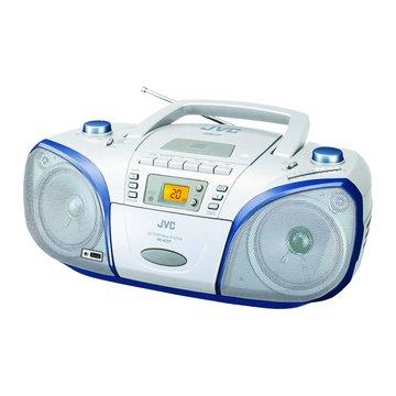 JVC 傑偉世 RC-EZ57 CD/MP3手提音響(福利品出清)